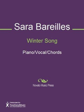 Winter Song Sheet Music (Piano/Vocal/Chords)