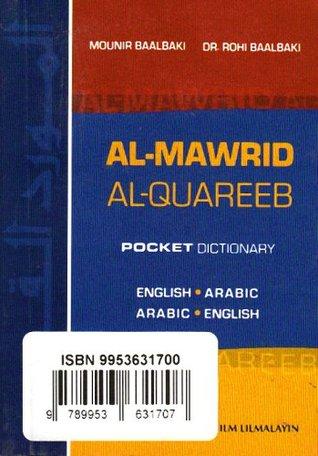 Pocket English Arabic & Arabic Eng Dict