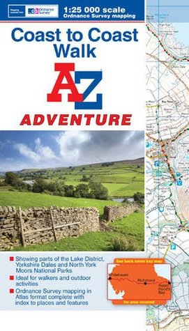 Coast to Coast Adventure Atlas