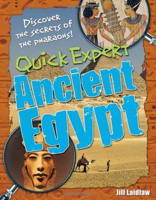 Quick Expert: Ancient Egypt: Age 8-9, Below Average Readers (White Wolves Non Fiction)
