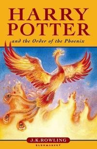Ebook Harry Potter & the Order of the Phoenix by J.K. Rowling DOC!
