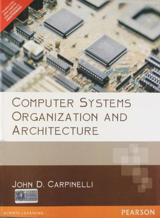 Computer Systems Organization & Architecture