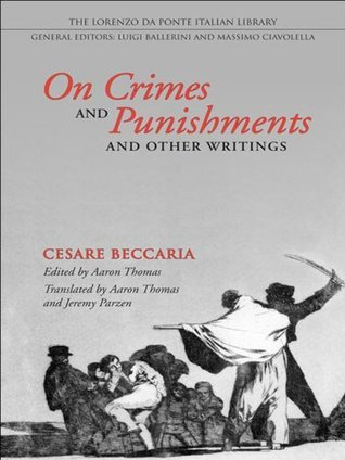 On Crimes and Punishments and Other Writings