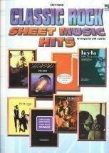 Classic Rock Sheet Music Hits. Arranged by Dan Coates
