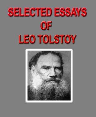 Tolstoy essays
