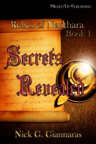 Secrets Revealed by Nick G. Giannaras