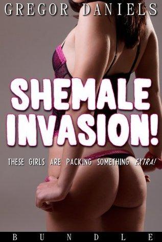 Shemale Invasion!