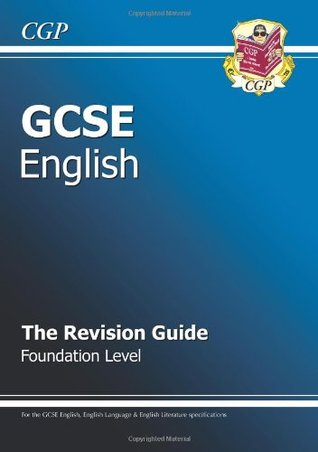 Gcse English Revision Guide Foundation