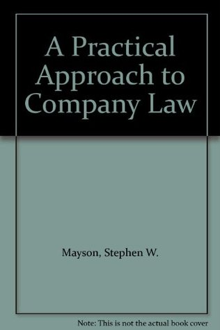 A Practical Approach to Company Law