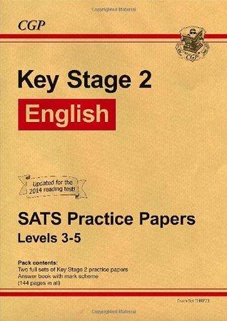 KS2 English SATs Practice Papers - Set 2