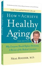 Natural Hormone Replacement For Men And Women: How To Achieve Healthy Aging