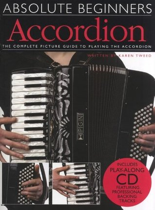 Absolute Beginners Accordion Book/CD