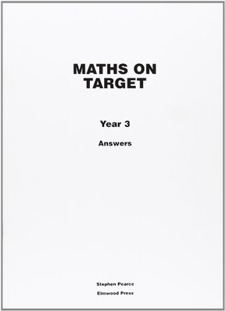 Maths on Target: Answers Year 3