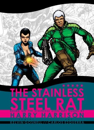 The Stainless Steel Rat (Graphic Novel)