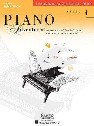 Piano Adventures Technique & Artistry Book, Level 4