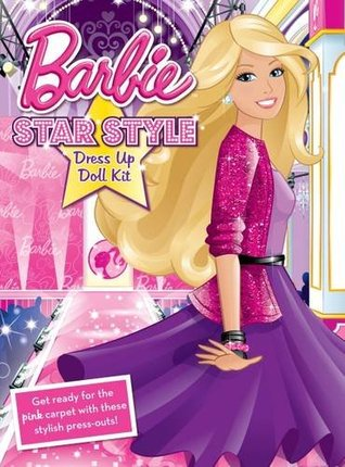 Barbie Dress Up Doll Kit - Star Style