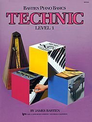 Technic (Level 1/Bastien Piano Basics Wp216)