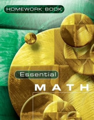 Essential Maths: Homework Bk. 7H