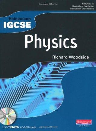 Heinemann IGCSE Physics Student Book with Exam Café CD