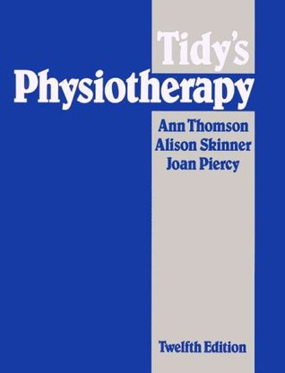 tidys physiotherapy 12th edition