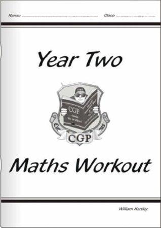 KS1 Maths Numeracy Workout Book - Year 2