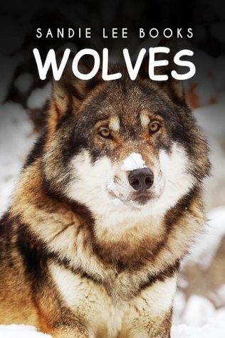 Wolves - Sandie Lee Books (children's animal books age 4-6, wildlife photography, animal books nonfiction)