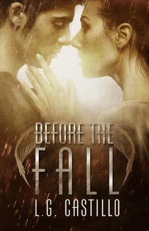 Before the Fall (Broken Angel, #3)