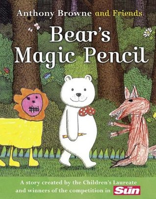 Bear's Magic Pencil