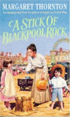 A Stick Of Blackpool Rock By Margaret Thornton border=
