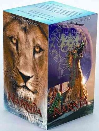 The Voyage of the Dawn Treader, Movie Tie-in Box Set (The Chronicles of Narnia, #3)