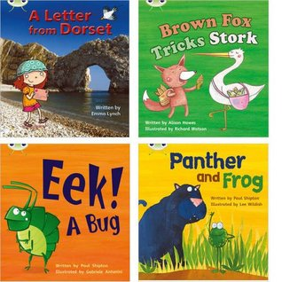 Learn to Read at Home with Phonics Bug: Pack 5 (Pack of 4 Reading Books with 3 Fiction and 1 Non-Fiction)