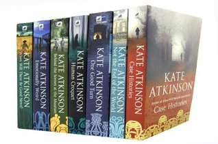Kate Atkinson Collection 7 Books Set Pack (Behind The Scenes at The Museum, Human Croquet, One Good Turn, Case Histories, When Will there be Good News, Emotionallay Weird, Not the end of the World)