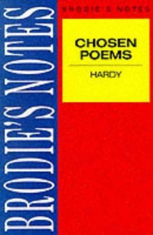 Hardy: Chosen Poems