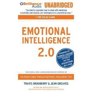 Emotional Intelligence 2.0 (Audiobook CD)