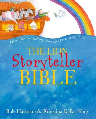 The Lion Storyteller Bible with CD
