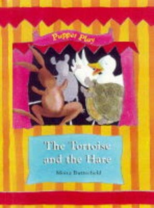 Puppet Plays: The Tortoise and the Hare Paperback