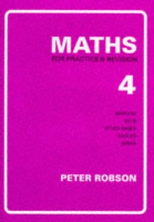 Maths for Practice & Revision Book 4