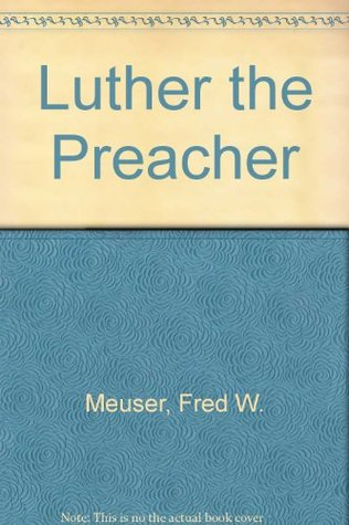 Luther The Preacher (ePUB)