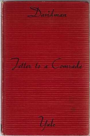 Letter to a Comrade