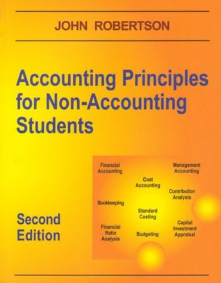 Accounting Principles for Non-accounting Students