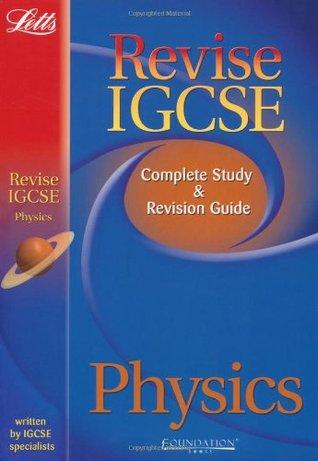 Revise IGCSE Physics Study Guide