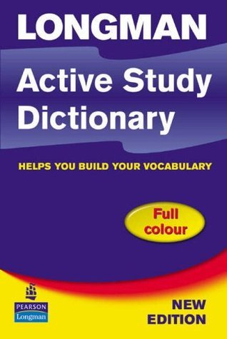 Longman Active Study Dictionary of English: Helps You Build Your Vocabulary