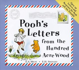 Pooh's Letters from the Hundred Acre Wood (Winnie-the-Pooh Books)
