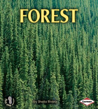 Forest (First Step Non-fiction - Habitats)