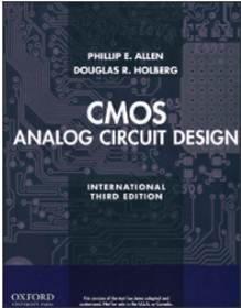 Cmos Analog Circuit Design Allen Holberg Pdf