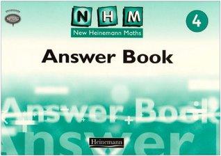 New Heinemann Maths Year 4 Answer Book