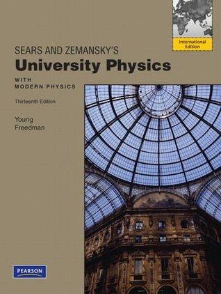 University Physics with Modern Physics.