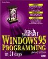 Teach Yourself Windows 95 Programming In 21 Days