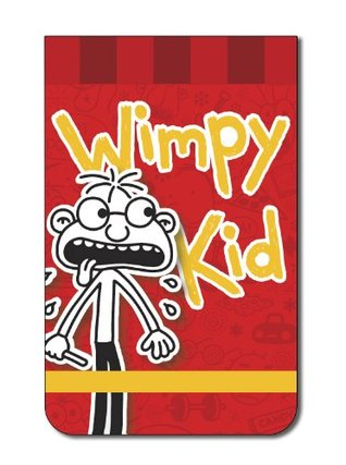 Diary of a Wimpy Kid Mini Journal