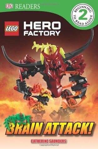 LEGO® Hero Factory Brain Attack! (DK Reader Level 2)